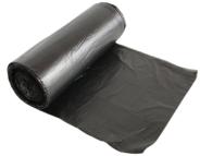 Пакет для мусора ПНД 50 см х 60 см 10 мкм 30 л