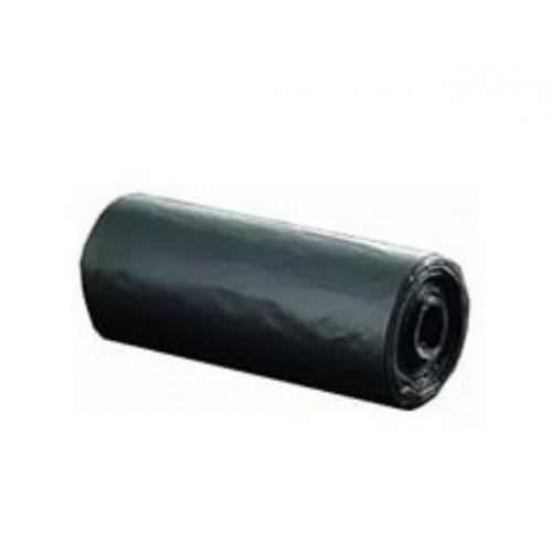 Пакет для мусора ПВД 100 см х 140 см 60 мкм 240 л черные
