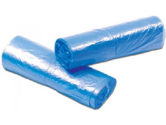 Пакет для мусора ПНД 120 л ЭКО голубые
