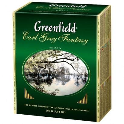 Greenfield Earl Grey Fantasy 100 min