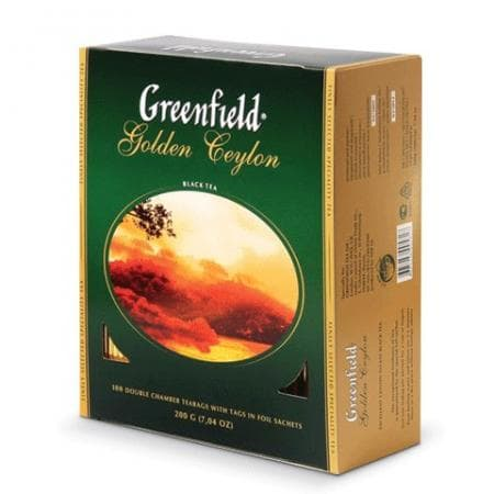 Greenfield Golden Ceylon 100 min