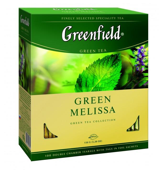 Greenfield Green Melissa 100 min