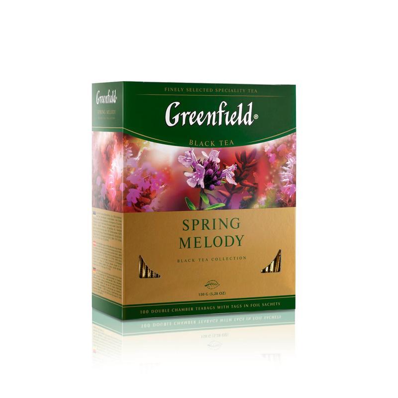 Greenfield Spring Melody 100 min