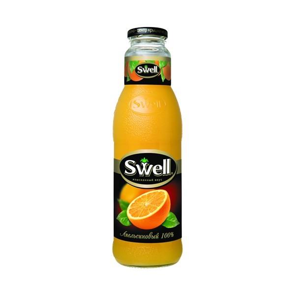 Swell Сок Апельсин 0.75 л