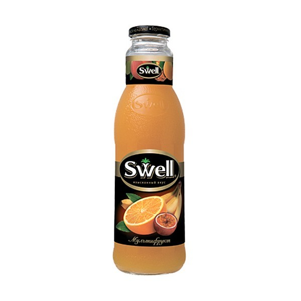 Swell Нектар Мультифрукт 0.75 л