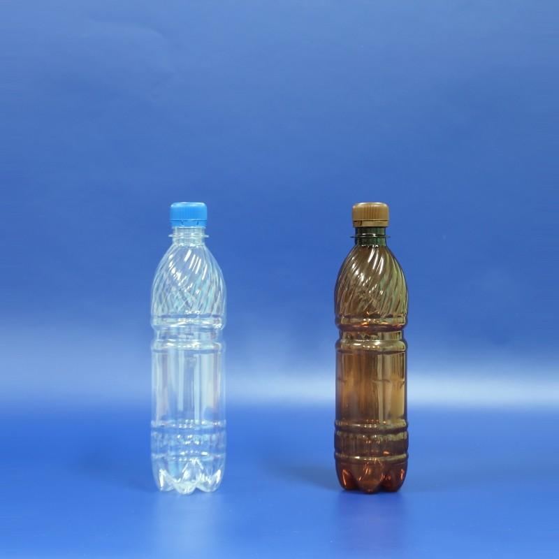 ПЭТ бутылка 0.5 литра с крышкой