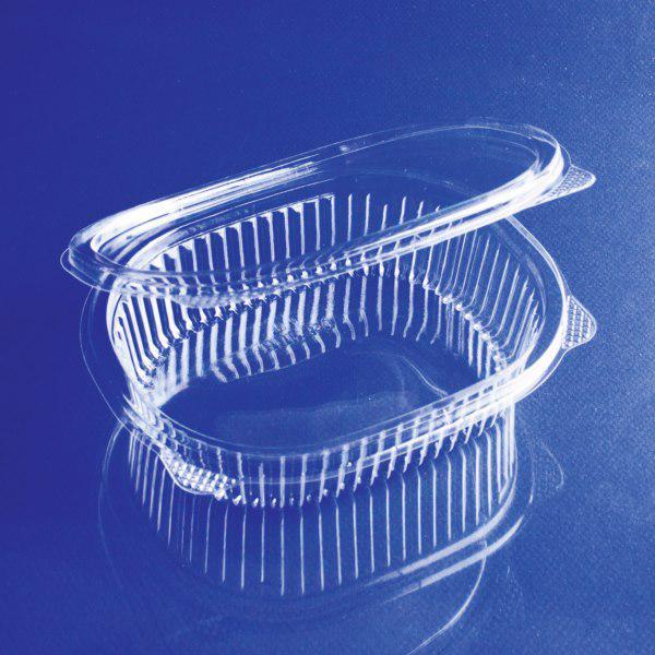 Салатник из пластика ИПР-250 250 мл 159*130*30 мм