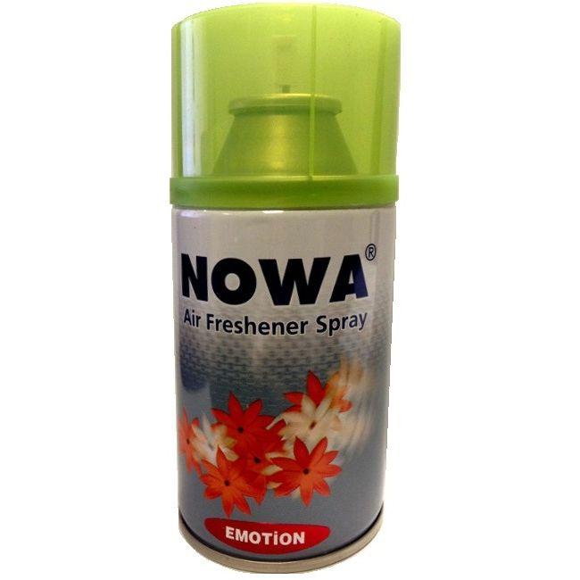 Освежитель воздуха для диспенсера Nowa Lemon 260 мл