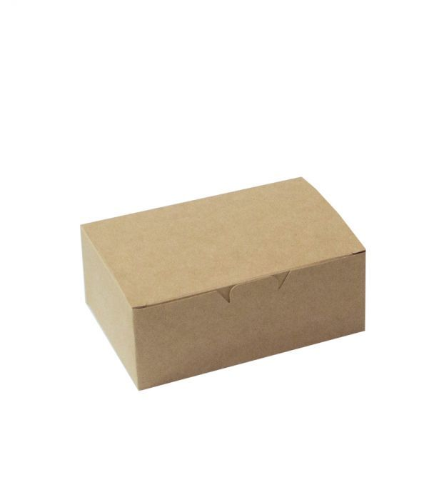 Коробка на вынос Крафт 115*75*45 мм