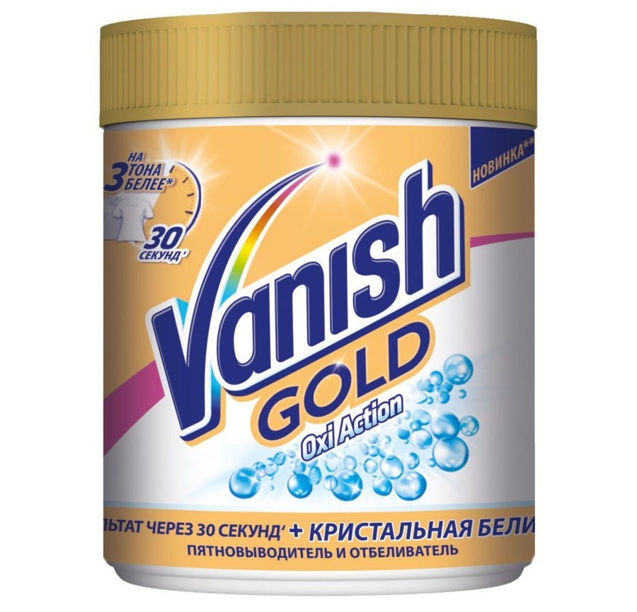 278 Vanish Oxi Action kristal belizna 500 gr